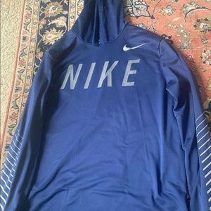 Nike Running Longsleeve with Hood